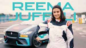 Reema Juffali - VIP driver Round one Diriyah, Saudi Arabia [Video]