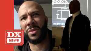 Common Speaks On Teacher Who Dressed As Him In Blackface [Video]