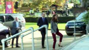 Duke and Duchess of Cambridge meet father of Molly Russell [Video]