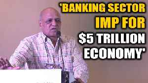 Dr Bhagwati Prakash speaks at India Banking Conclave | OneIndia News [Video]