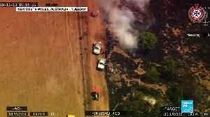 Australia battles dozens of fires raging across New South Wales [Video]