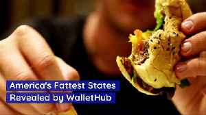 America's Fattest States Revealed by WalletHub [Video]
