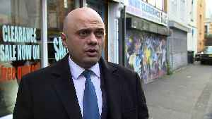 Javid: Labour will leave big black hole in nation's finances [Video]