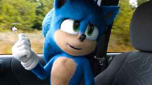 Sonic the Hedgehog - Official New Trailer [Video]