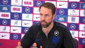 Southgate: Team to move past Sterling and Gomez altercation [Video]