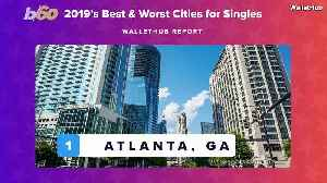 The Best and Worst Cities for Singles [Video]