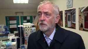 Corbyn: Government flood defence spending favours south east [Video]