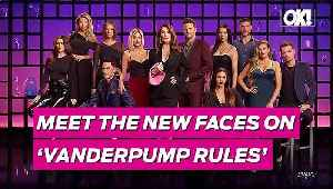 Watch! Here's What We Know About The New 'Vanderpump Rules' Cast Members [Video]