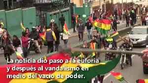 ¿Qué pasará en Bolivia tras la renuncia de Evo Morales? [Video]