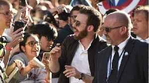 Chris Evans: Whether He'll Reprise Captain America [Video]