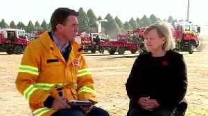 'Too late to leave': Bushfires threaten Australia [Video]