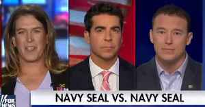 Navy SEAL Carl Higbie supports transgender military ban [Video]