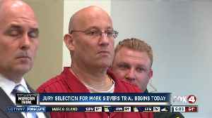 Jury selection for Mark Sievers trial begins today [Video]