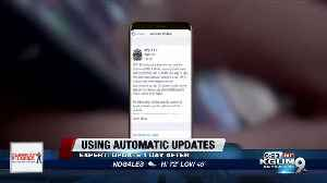 The pros and cons of automatic software updates