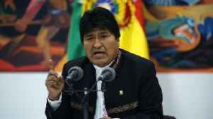 Bolivia's Former President Morales Accepts Asylum In Mexico [Video]