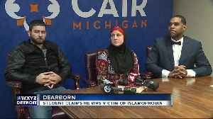 Henry Ford College professor accused of subjecting Muslim student to Islamophobic rant [Video]