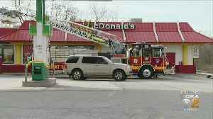 Fire Breaks Out At McDonald's In Donegal Township [Video]