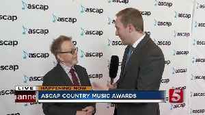 Songwriters honored at ASCAP Country Music Awards [Video]