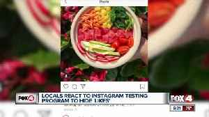 SWFL businesses react to Instagram testing program to hide 'likes' [Video]