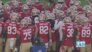 49ers Take On Seahawks At Home [Video]