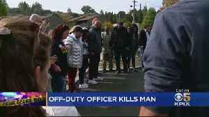 Vallejo Community Questions If Off-Duty Officer Who Fatally Shot Man Got Special Treatment [Video]