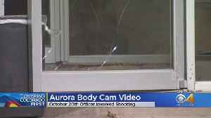 New Aurora Police Officer Body Cam Video Released From Oct. 20 Shooting [Video]