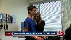 'That's just stupid' Young patient reacts to company pulling life-saving cancer drug [Video]