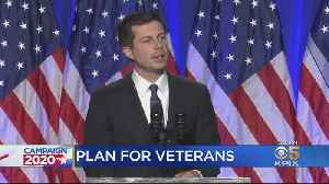 Democratic Candidates For President Outline Plans For Veterans [Video]