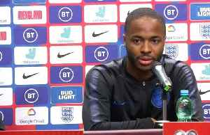 News video: Sterling dropped by England after training ground