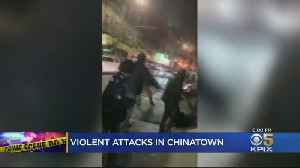 News video: San Francisco Police Continue Investigation Into Rash Of Chinatown Violence