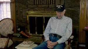 Veteran looks back upon his service [Video]