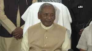 Development of Ayodhya should include 'Roti' also Kalyan Singh [Video]