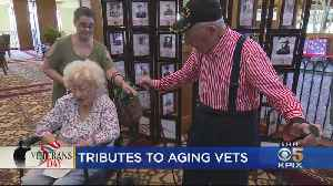 Retirement Home Compiles Stories Of Aging Bay Area WWII Veterans [Video]
