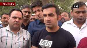 Maharashtra tussle Shiv Sena trying to achieve power by hook or by crook says Gautam Gambhir [Video]