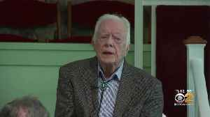 News video: Former President Jimmy Carter Will Undergo Brain Procedure