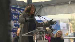 News video: Maya Rockeymoore Cummings Resigns As Md. Dem Party Chair Ahead Of 'Special Announcement'