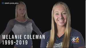 News video: Champion College Gymnast Dies After Accident During Practice