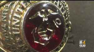 Falmouth Man Searching For Owner Of Marine Corps Ring [Video]