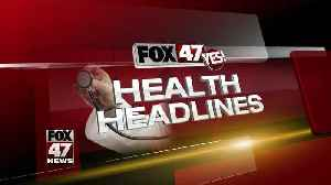 Health Headlines - 11/11/19 [Video]