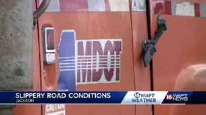 AMR, MDOT prepare for arctic blast [Video]