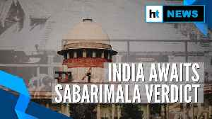 News video: Ayodhya done, Sabarimala verdict next: What's at stake?