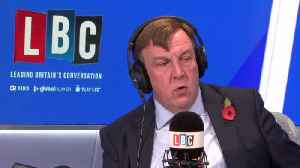 Eddie Mair grills John Whittingdale on government sitting on Russia report [Video]