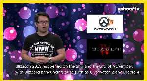Diablo 4 & Overwatch 2, Death Stranding, Terry Bogard in Smash [Video]