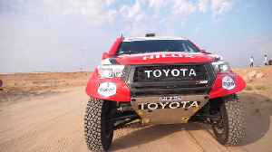 2019 Al Ula-Neom Cross-Country Rally in Saudi Arabia [Video]