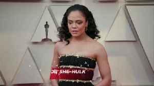 Mark Ruffalo backs Tessa Thompson for She-Hulk [Video]