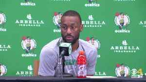 Kemba Walker On Celtics Balanced Win Over Mavericks, 8-1 Start To Season [Video]