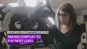 'Cosplay gave me a huge confidence boost and changed my life forever' [Video]