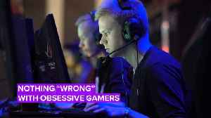 Being obsessed with video games might not be that bad for you [Video]