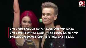 Joe Sugg to reunite with Dianne Buswell for 'Strictly Come Dancing' Christmas special [Video]