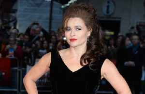 Helena Bonham Carter had royal sleepover [Video]